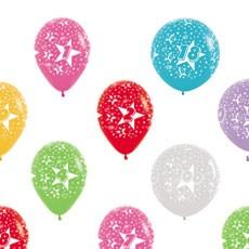 Cijfer ballonnen 12 inch Standaard ballon