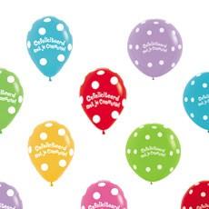 Communie Ballon 12 inch Standaard Ballon