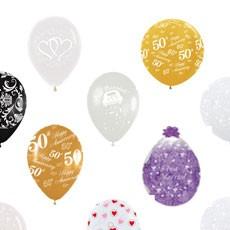 Huwelijk / Liefde 12 inch Standaard ballon